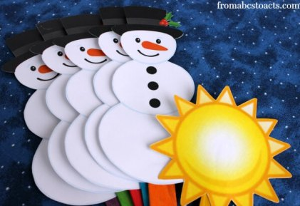 printable-snowman-puppets